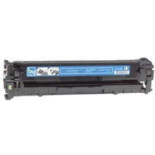 Compatible HP 125A Cyan Toner Cartridge CB541A