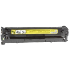 Compatible HP 125A Yellow Toner Cartridge CB542A