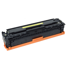 Compatible HP 304A Yellow Toner Cartridge CC532A