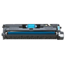 Compatible HP 122A Cyan Toner Cartridge Q3961A