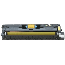 Compatible HP 122A Yellow Toner Cartridge Q3962A