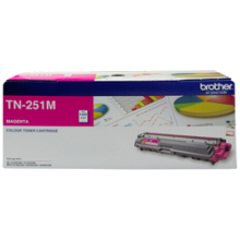 Genuine Brother TN-251M Magenta Toner Cartridge
