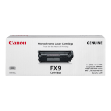 Genuine Canon FX-9 Toner Cartridge