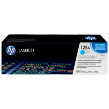Genuine HP CB541A Cyan Toner Cartridge