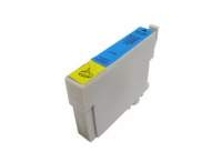 Compatible Epson T0732 T1052 73N Cyan Ink Cartridge