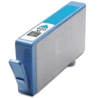 HP No. 920XL  High Capacity Cyan Ink Cartridge CD972AA