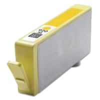 Compatible HP 920XL High Capacity Yellow Ink Cartridge CD974AA
