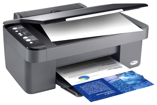 Epson Stylus CX3900 Printer