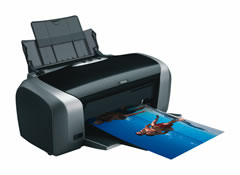 Epson Stylus Photo R210 Printer