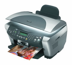 Epson Stylus Photo RX510 Printer