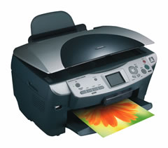 Epson Stylus Photo RX630 Printer