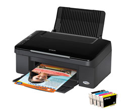 Epson Stylus TX100 Printer