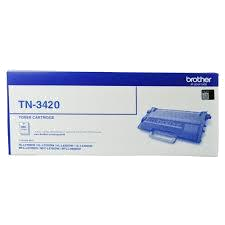 Genuine Brother TN-3420 Toner Cartridge