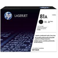Genuine HP CF281A Toner Cartridge 81A