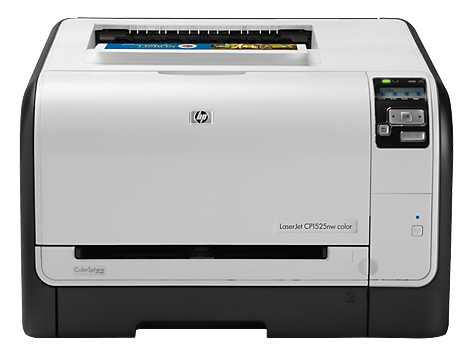 HP Color LaserJet CP1525