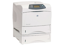 HP LaserJet 4350dtn Printer