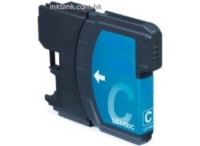 Compatible Brother LC-133 Cyan Ink Cartridge