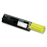 Compatible Epson AcuLaser C1100 CX11N CX11NF Yellow Toner Cartridge High Yield