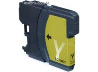 Compatible Brother LC-133 Yellow Ink Cartridge
