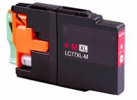 Compatible Brother LC-77XL Magenta Ink Cartridge
