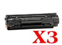 Value Pack-3 Compatible Canon CART-313 Toner Cartridge