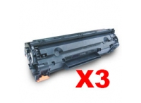 Value Pack-3 Compatible Canon CART-328 Toner Cartridge