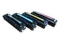 ompatible Canon CART-418 Toner Cartridge Set