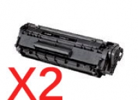 Value Pack-2 Compatible Canon FX-9 Toner Cartridge