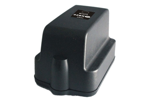 Compatible HP 02 Black Ink Cartridge C8721WA