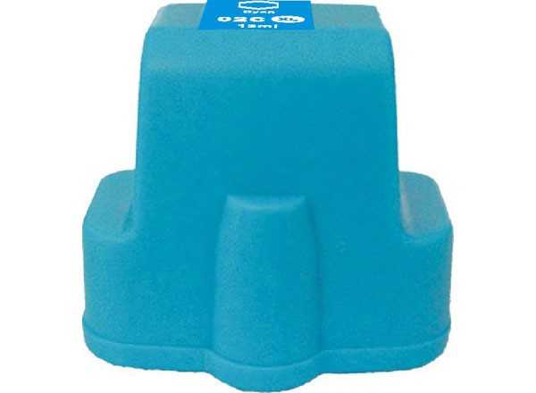Compatible HP 02 Cyan Ink Cartridge C8771WA