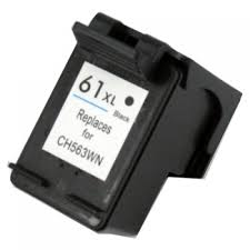Compatible HP 61XL Black Ink Cartridge CH563WA