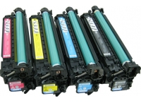 Compatible HP CE400X CE401A CE403A CE402A Toner Cartridge Set 507X 507A