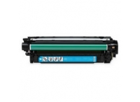 Compatible HP CE401A Cyan Toner Cartridge 507A