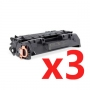 Compatible HP CF280X Toner