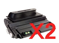 Value Pack-2 Compatible HP Q5942X Toner Cartridge 42X