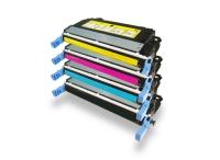 Compatible HP Q5950A Q5951A Q5952A Q5953A Toner Cartridge Set 643A