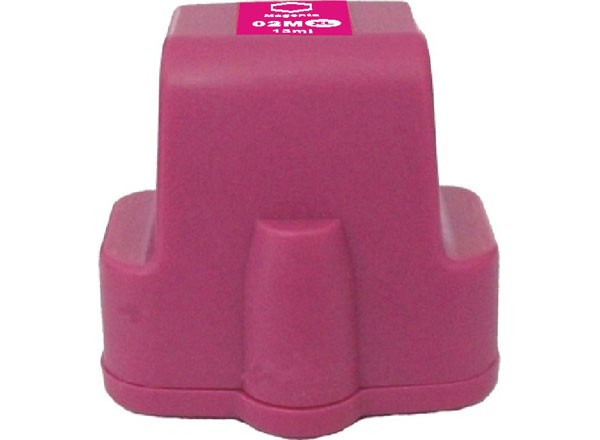 Compatible HP 02 Magenta Ink Cartridge C8772WA