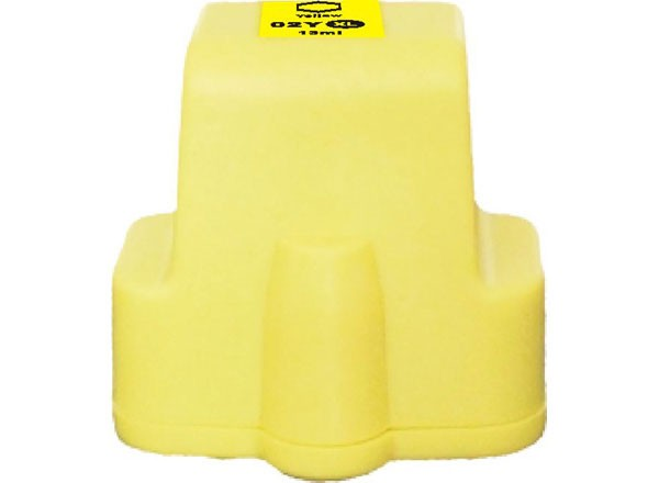 Compatible HP 02 Yellow Ink Cartridge C8773WA