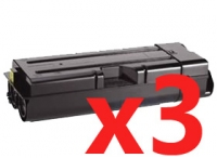 Value Pack-3 Compatible Kyocera TK-1134 Toner Cartridge