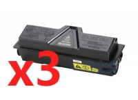 Value Pack-3 Compatible Kyocera TK-1144 Toner Cartridge