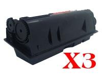 Value Pack-3 Compatible Kyocera TK-120 Toner Cartridge