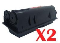 Value Pack-2 Kyocera TK-164 Toner Cartridge