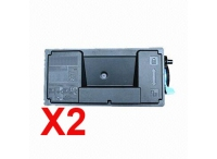 Value Pack-2 Compatible Kyocera TK-3114 Toner Cartridge