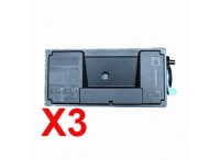 Value Pack-3 Compatible Kyocera TK-3114 Toner Cartridge