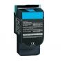 Compatible Lexmark C540 C543 C544 C546 X544 X546 Cyan Toner Cartridge