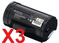 Value Pack-3 Compatible Fuji Xerox DocuPrint P355d M355df Toner Cartridge copy
