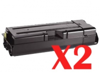 Value Pack-2 Compatible Kyocera TK-1134 Toner Cartridge