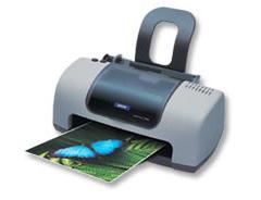 Epson Stylus C41UX Printer