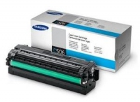 Genuine Samsung CLT-C506L Cyan Toner Cartridge