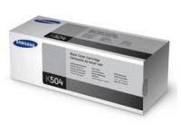 Genuine Samsung CLT-K504S Black Toner Cartridge